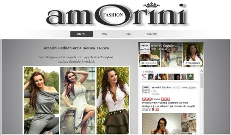 Amorini Fashion