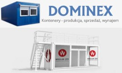 producent kontenerów DOMINEX